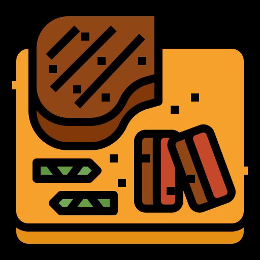 filete  icono gratis