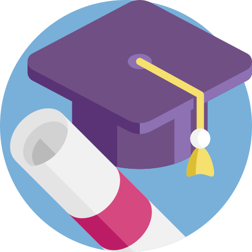 Mortarboard  free icon