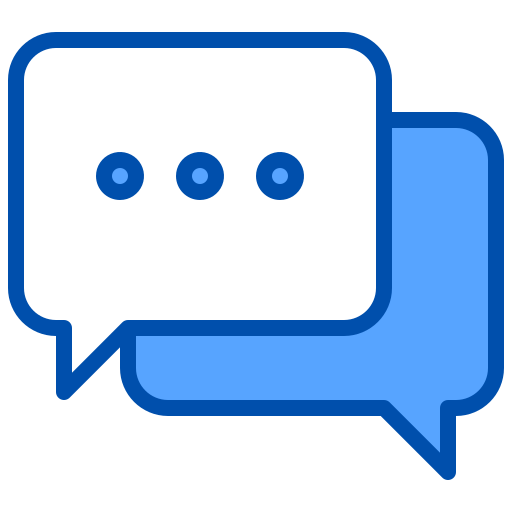 Chat  free icon