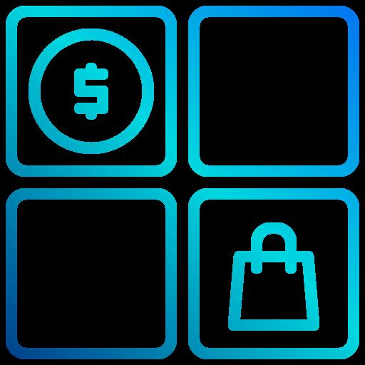 categorías  icono gratis