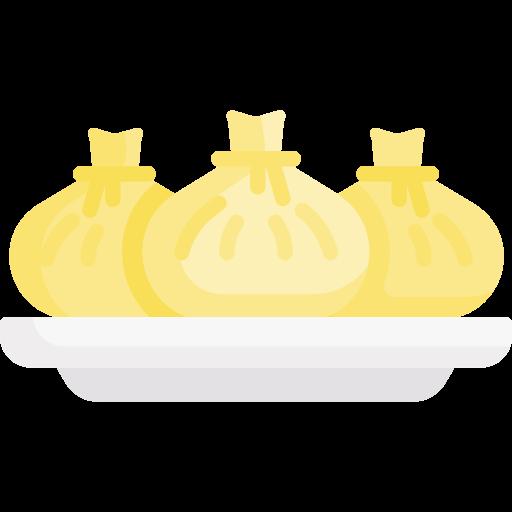 dumplings  grátis ícone