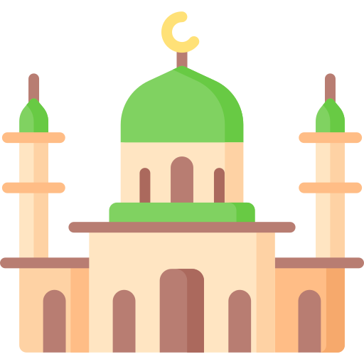Mosque  free icon
