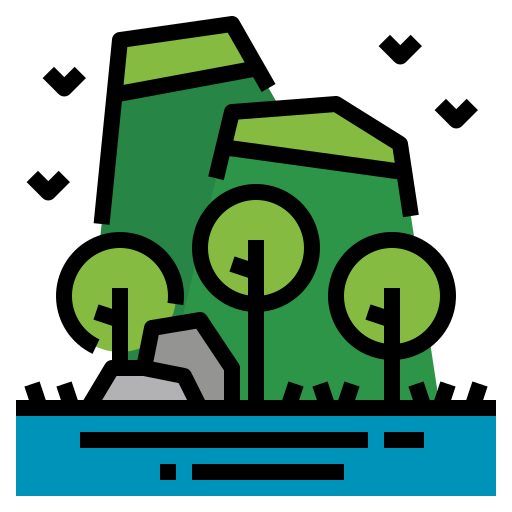 Остров  бесплатно иконка