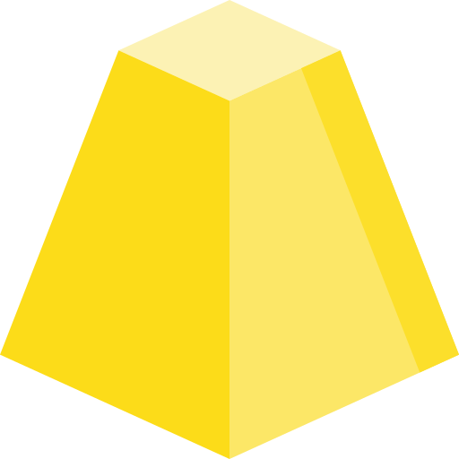 Trapezium  free icon