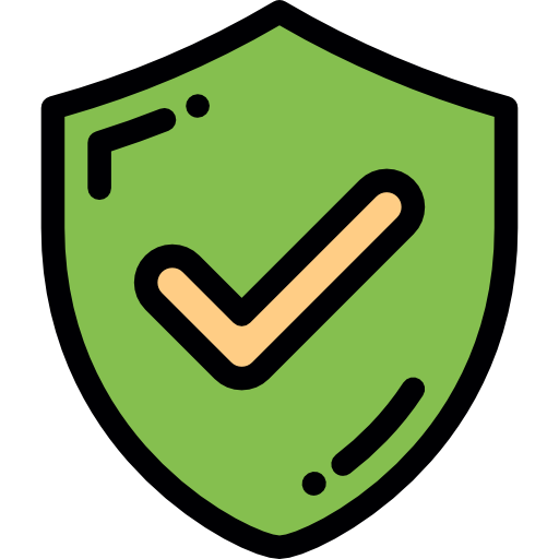 escudo seguro  icono gratis