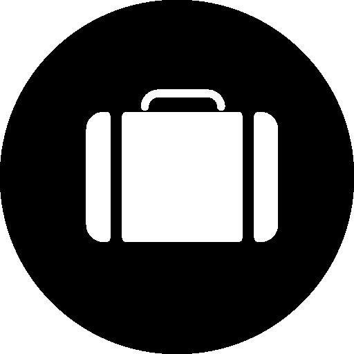 Портфель по кругу  бесплатно иконка
