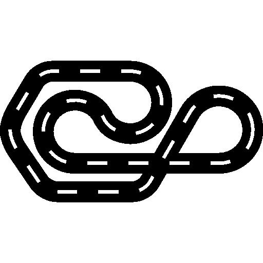 모터 스포츠 서킷  무료 아이콘