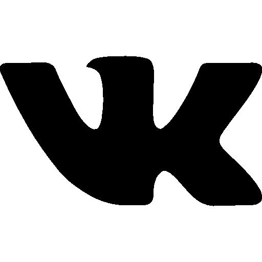 logo vk du réseau social  Icône gratuit