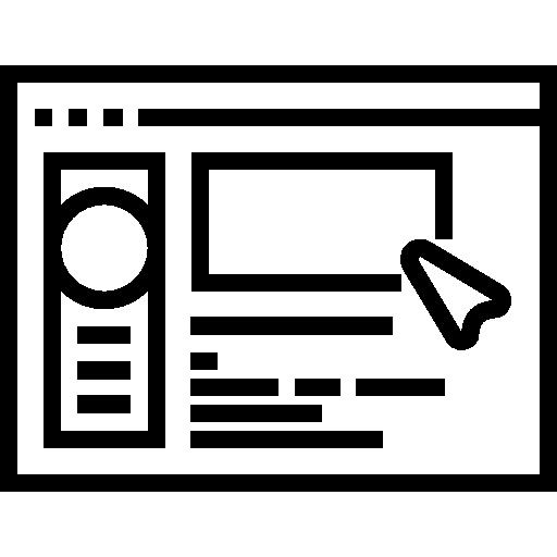 страница интернета  бесплатно иконка