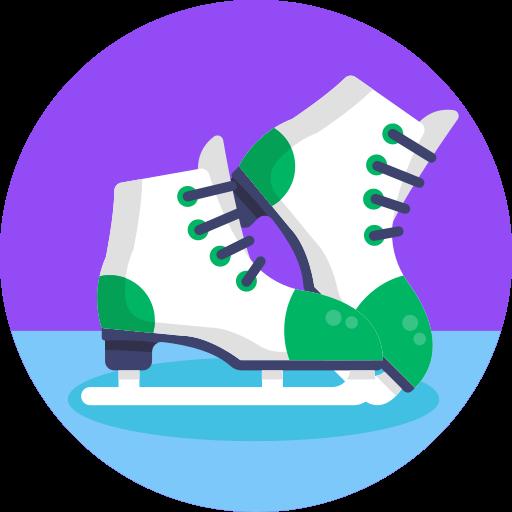 아이스 스케이팅 신발  무료 아이콘