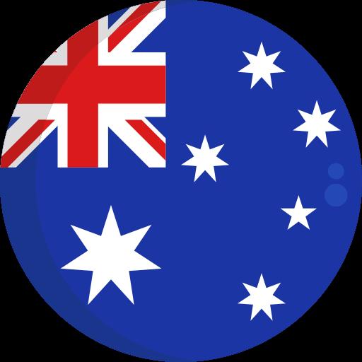 austrália  grátis ícone