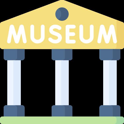 Museum  free icon