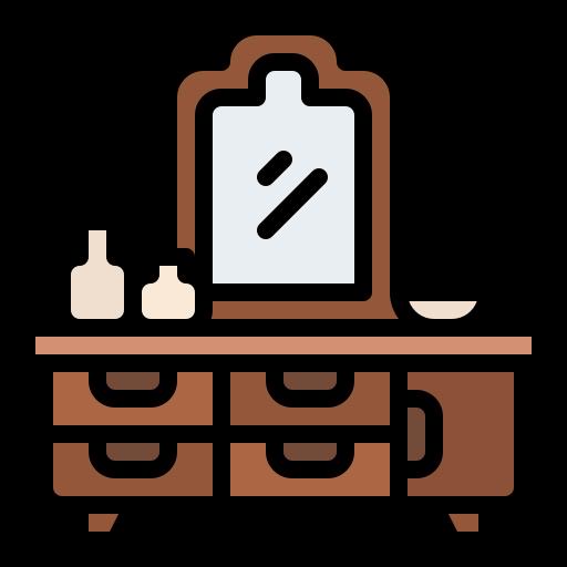 Мебель для дома  бесплатно иконка