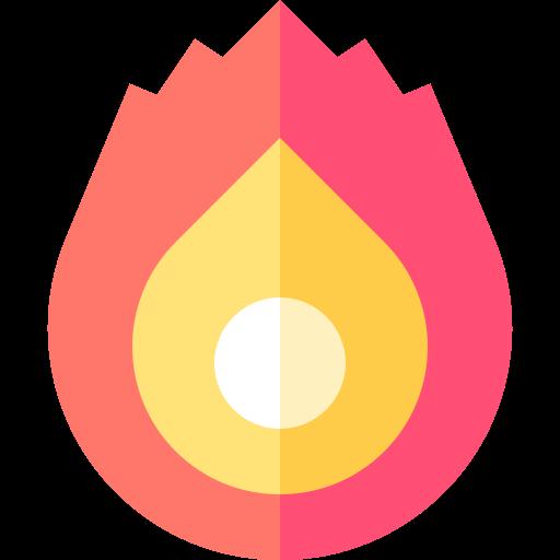 Heat  free icon