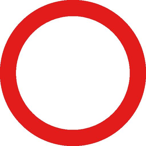 círculo  grátis ícone