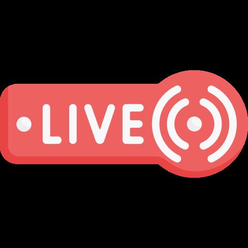 Broadcast  free icon