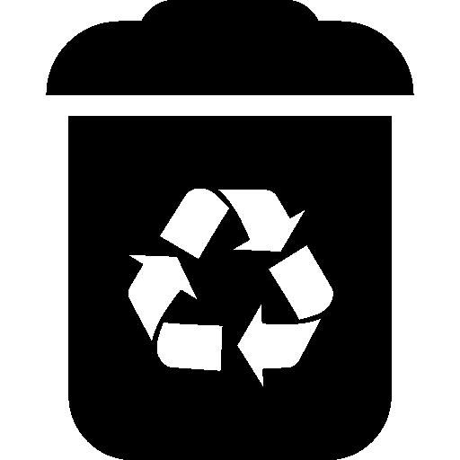 símbolo da interface da lixeira  grátis ícone