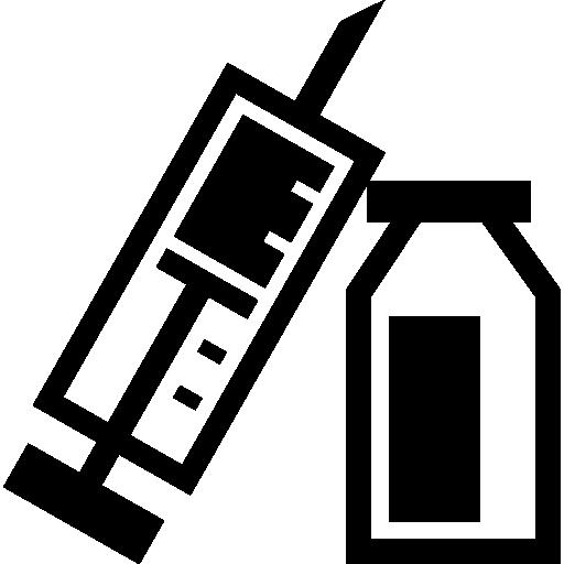 inyección de drogas  icono gratis