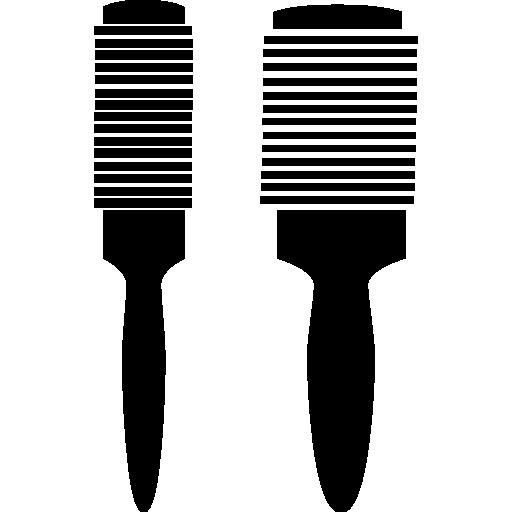 escovas de cabelo  grátis ícone