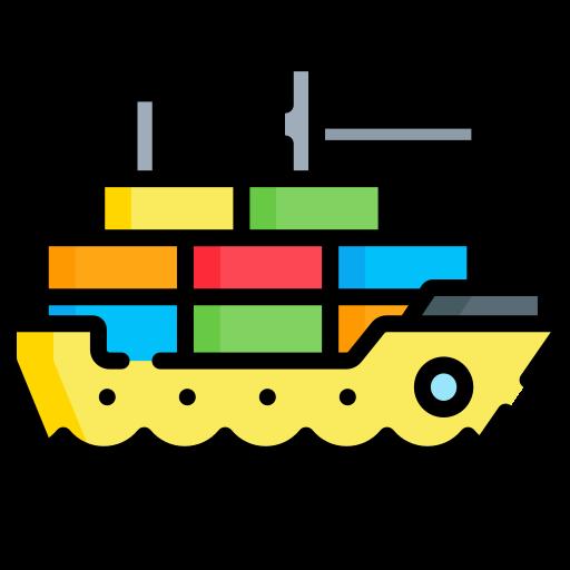 Shipment  free icon