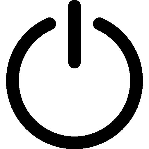 Turn off  free icon