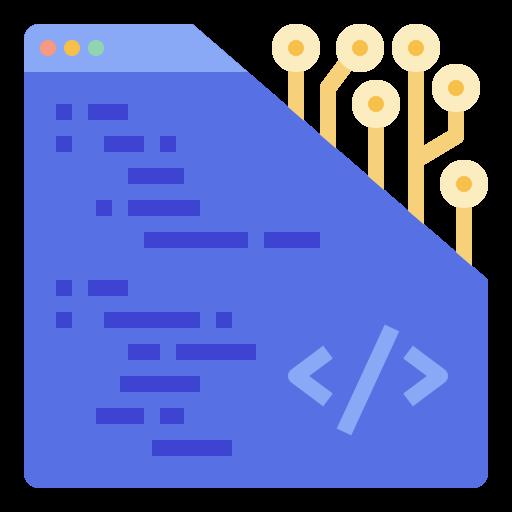 développement web  Icône gratuit