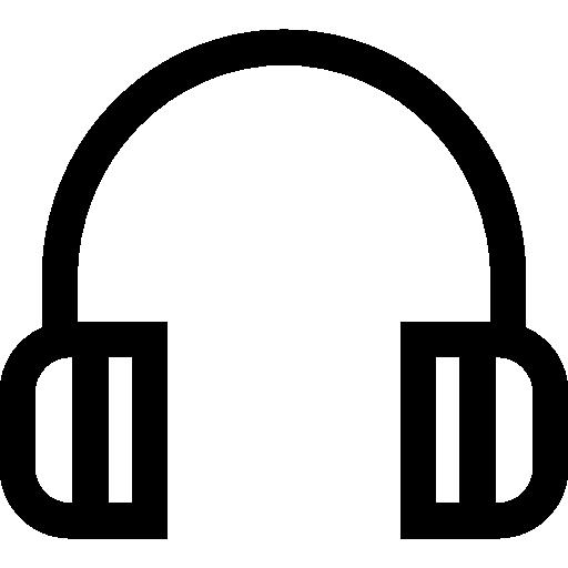 헤드폰  무료 아이콘