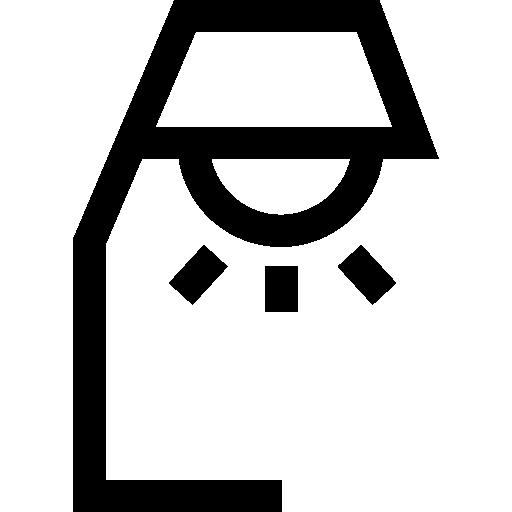 램프  무료 아이콘