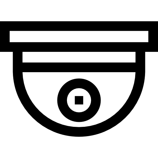 보안 카메라  무료 아이콘