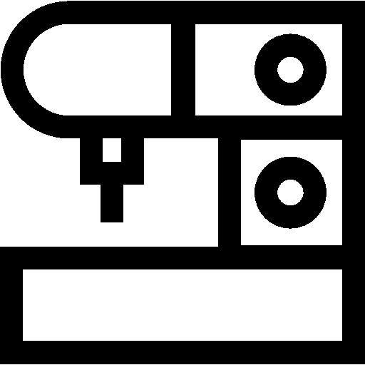 재봉틀  무료 아이콘