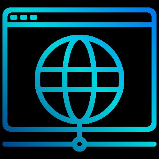 webseite  kostenlos Icon