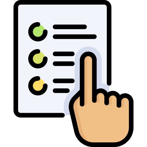 Choices  free icon