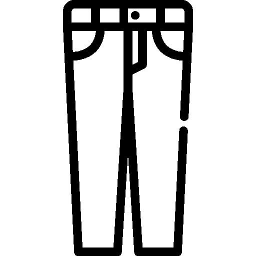Джинсы  бесплатно иконка
