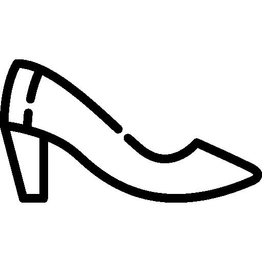 Высокие каблуки  бесплатно иконка
