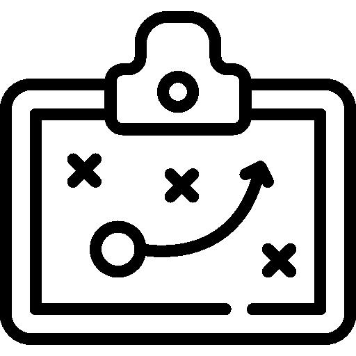 planification  Icône gratuit