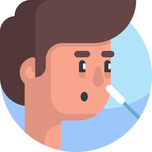Covid test  free icon