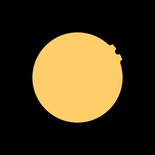 soleil  Icône gratuit