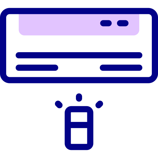 Air conditioning  free icon