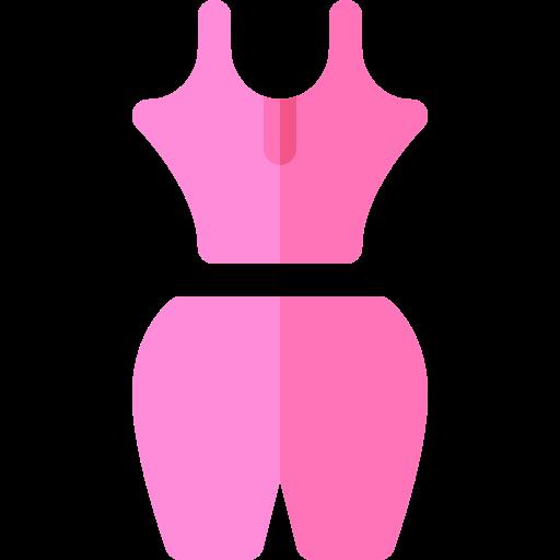 roupa de verão  grátis ícone