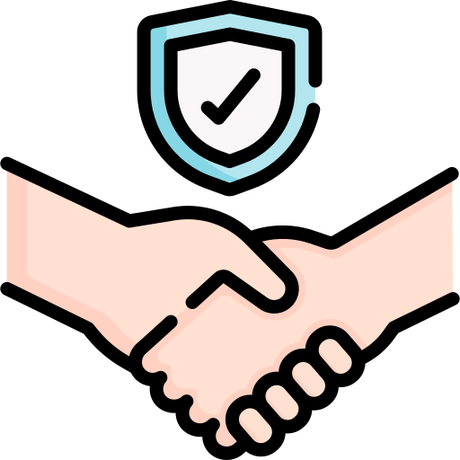 Trust  free icon