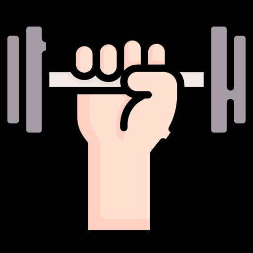 Training  free icon
