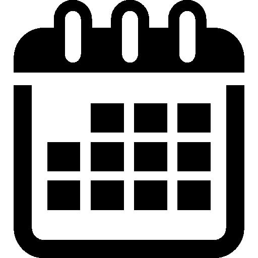 Outil de calendrier pour l'organisation du temps - Icônes interface  gratuites