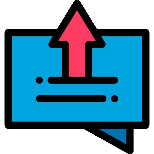 dialogue  Icône gratuit