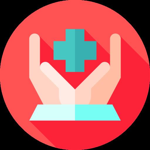 salud  icono gratis