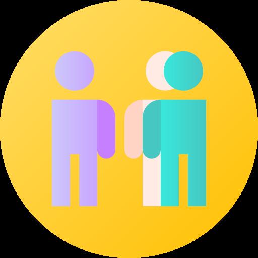 exclusión social  icono gratis