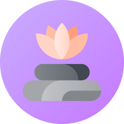 meditación  icono gratis