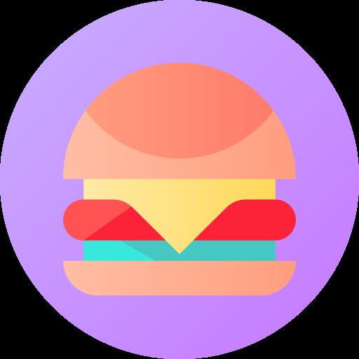 comida chatarra  icono gratis