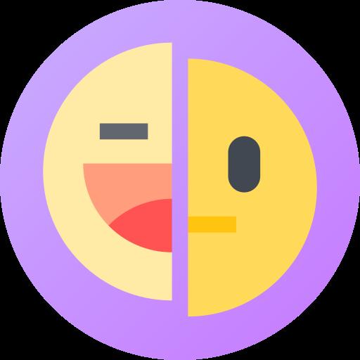 cambios de humor  icono gratis