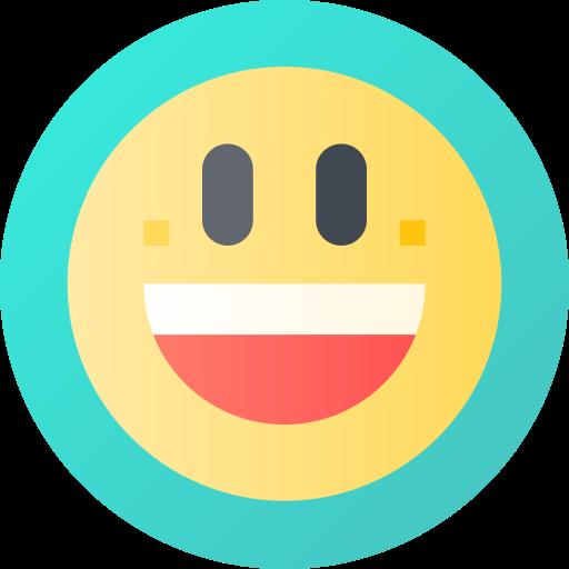 mantente positivo  icono gratis