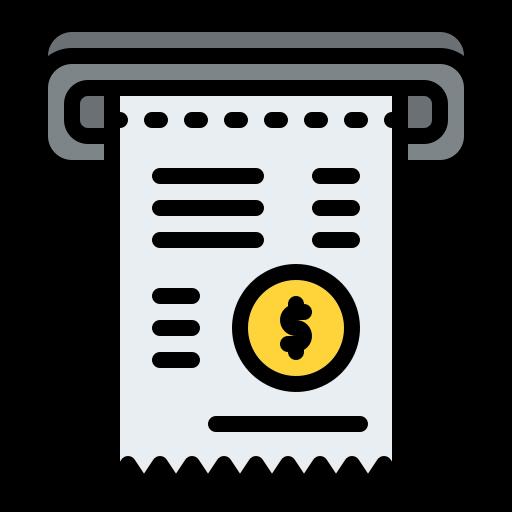 Bill  free icon